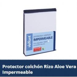 Protector matalàs impermeable Aloe Vera