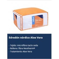 Nòrdic 300 gr. microfibra Velfont Aloe Vera